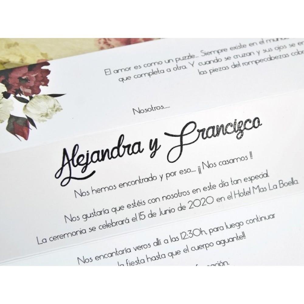 Invitatie cutie eleganta 39601 - NBC Events