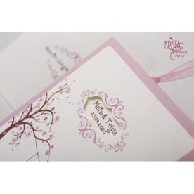 Invitatie de nunta - 70134 - NBC Events