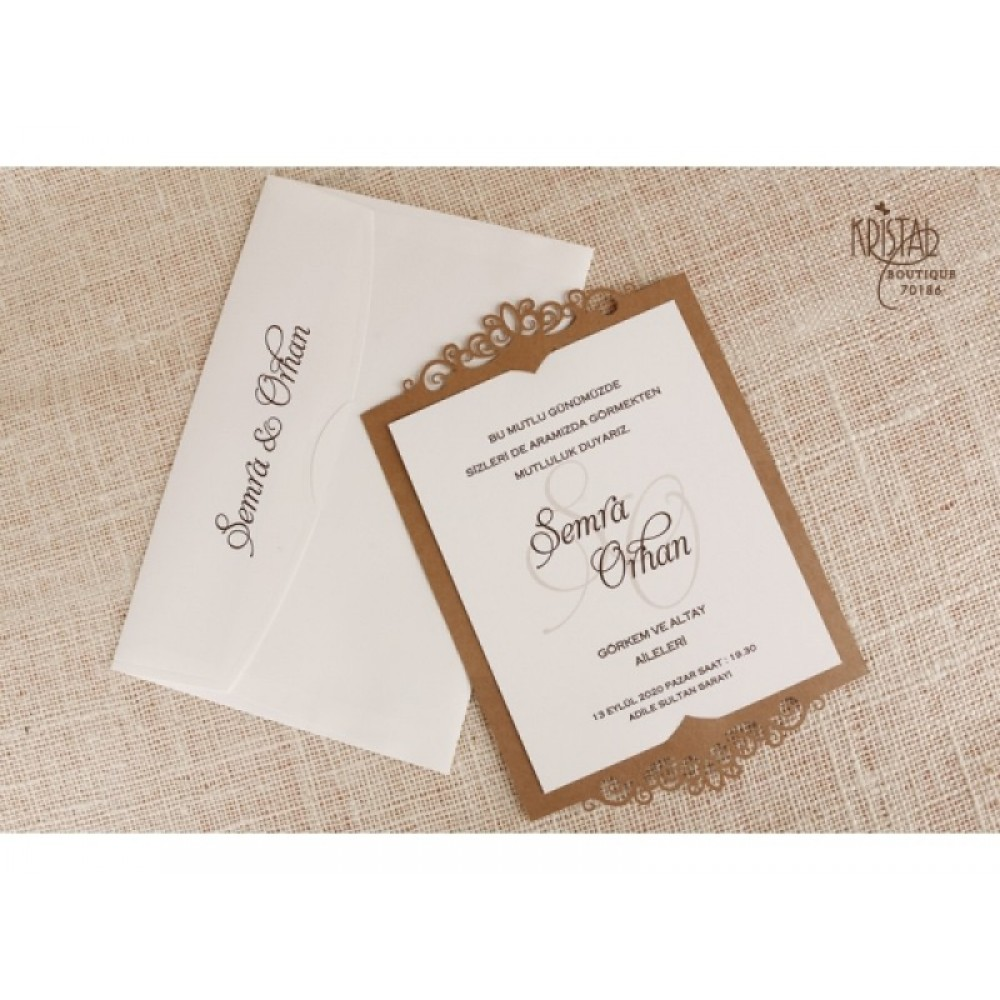 Invitatie de nunta - 70186 - NBC Events