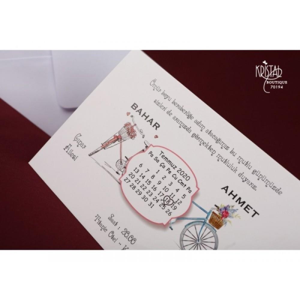 Invitatie de nunta - 70194 - NBC Events