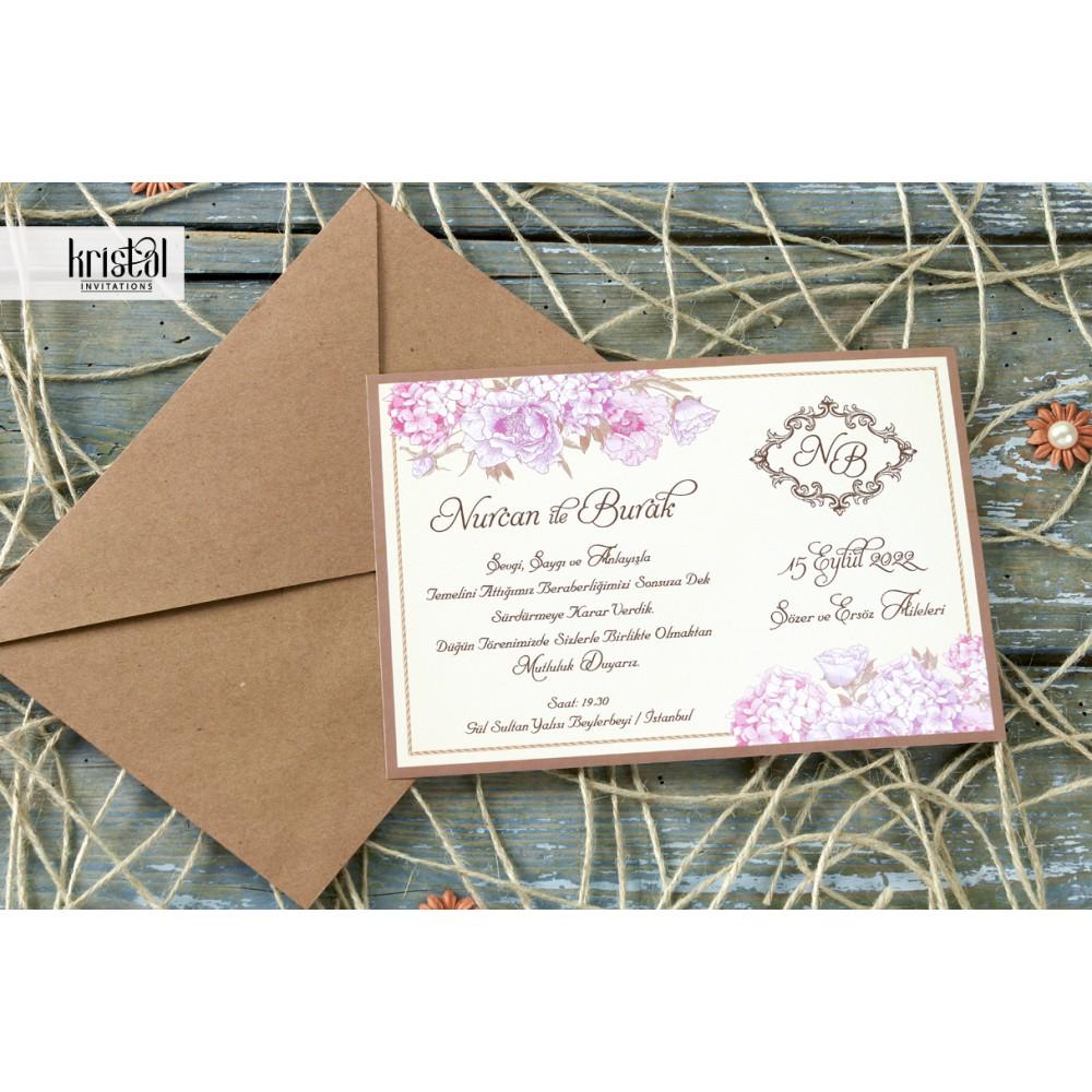 Invitatie de nunta - 70234 - NBC Events