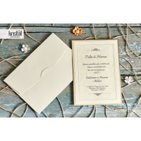 Invitatie de nunta - 70277 - NBC Events