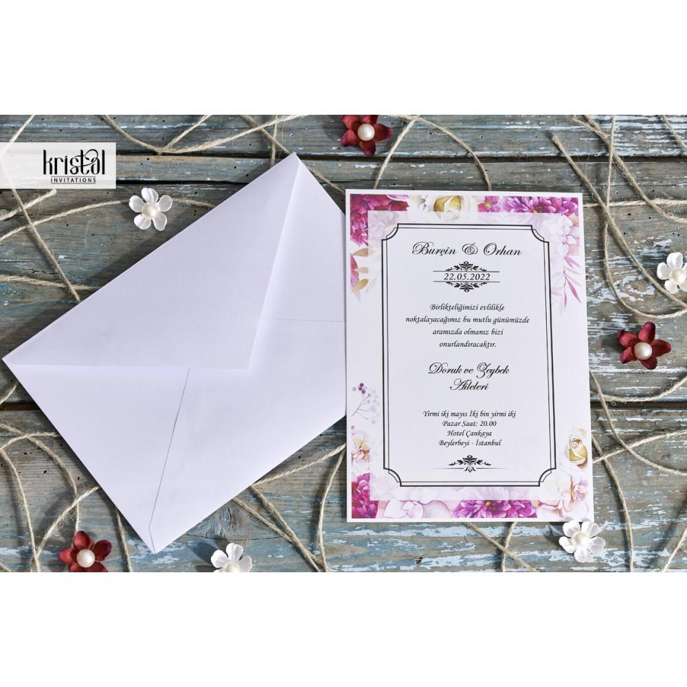 Invitatie de nunta - 70288 - NBC Events